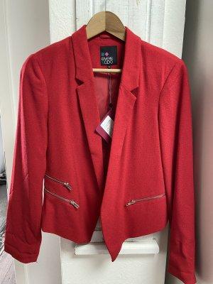 Even & Odd Short Blazer red