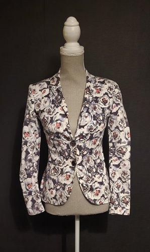 Tally Weijl Lange blazer veelkleurig Polyester