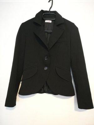 Orsay Blazer de esmoquin negro