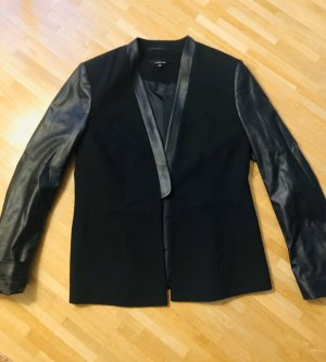 Vivian Ray Blazer in jersey nero