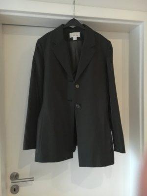 1.2.3 Paris Long Blazer dark green wool