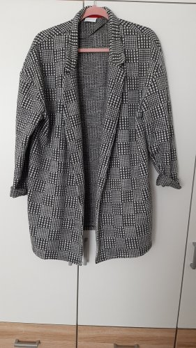 Blazer Tweed gris oscuro