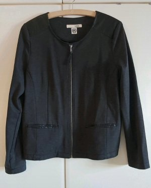 Lerros Blazer en jersey noir