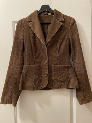 H&M Divided Blazer unisex marrone