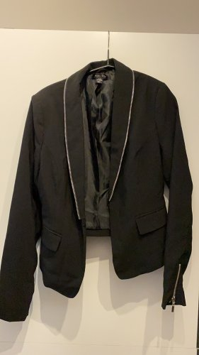 New Yorker Jersey Blazer negro