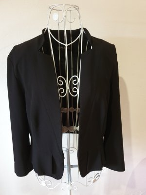 Betty Barclay Blazer in jersey nero