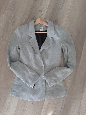 Vero Moda Blazer in jeans grigio chiaro