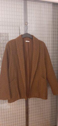 Promod Lange blazer brons Polyester