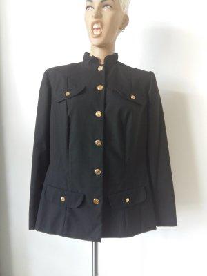Blazer in lana nero Lana