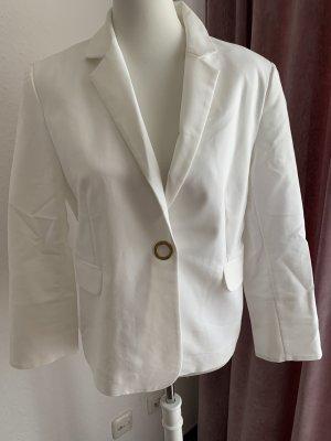 BSB Collection Korte blazer wit