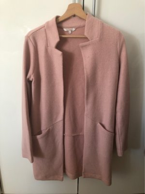 C A Wool Blazer Rose Gold Coloured