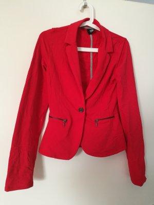 Pimkie Jersey Blazer red