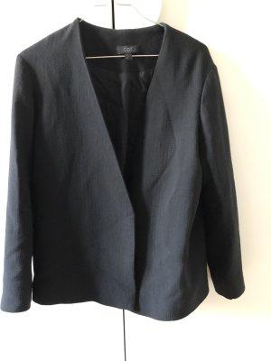 COS Wool Blazer black