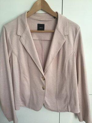 Zero Jersey blazer rosé-stoffig roze