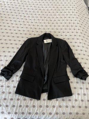 Miss Selfridge Short Blazer black