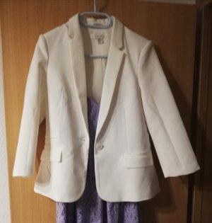 Amisu Korte blazer wit