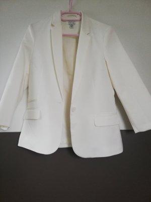 Amisu Blazer court blanc