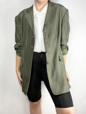 Vintage Boyfriend blazer khaki