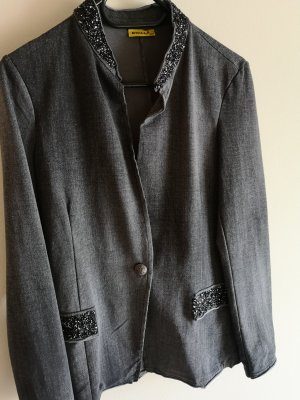 Chilli Sweat Blazer dark grey