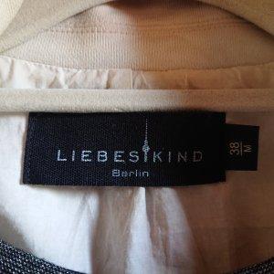 Liebeskind Kurtka o kroju koszulki kremowy