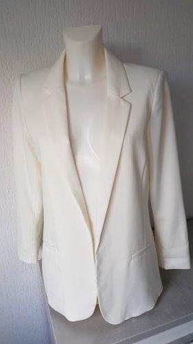 HM Unisex blazer licht beige