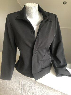 Bandolera Short Blazer black