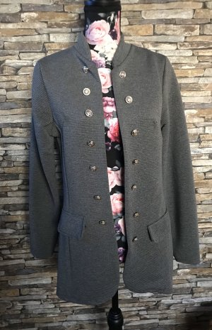 Made in Italy Blazer long gris