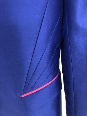 Blazer blau H&M Matthew Williamson