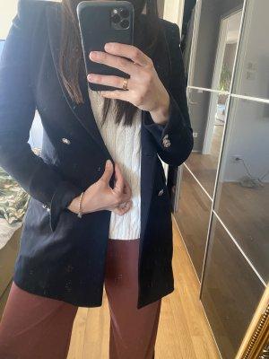 Blazer blau XS Zara Longblazer