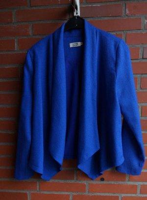 Blazer Blouson Kurzblazer von Molly Bracken Gr. M in Blau wie neu!