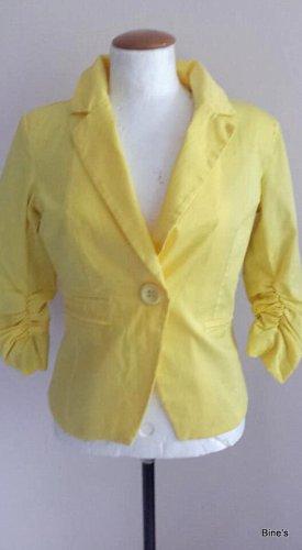 Blazer Bluse Jacke aus Italien Größe 36