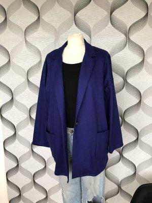 Liu jo Oversized Jacket blue