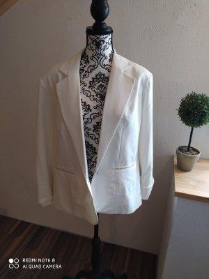 bpc bonprix collection Blazer corto bianco