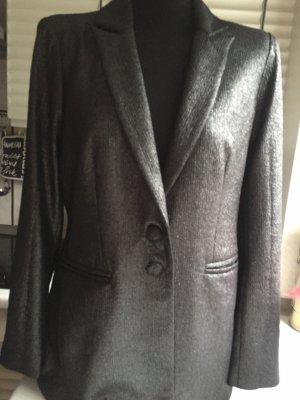 Sienna Lange blazer zwart Polyester