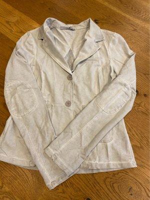 iSilk Jersey Blazer beige claro