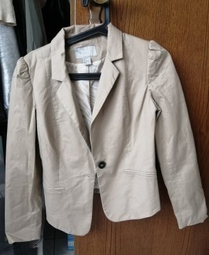 Hennes Collection by H&M Blazer in jeans beige