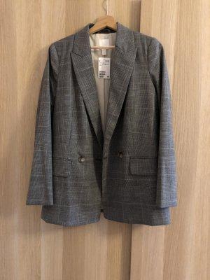 H&M Long Blazer multicolored