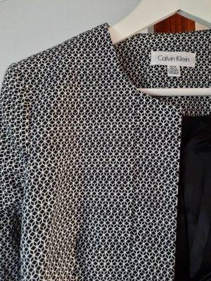 Blazer Calvin Klein schwarz-weiß