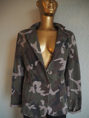 Blazer Camouflage Gr. 36 Sporty Look