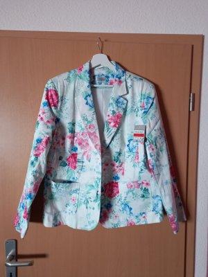 C&A Lange blazer veelkleurig