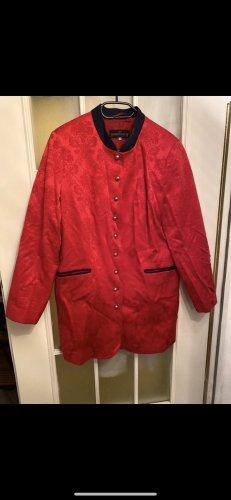 Berwin & Wolff Tuxedo Blazer red