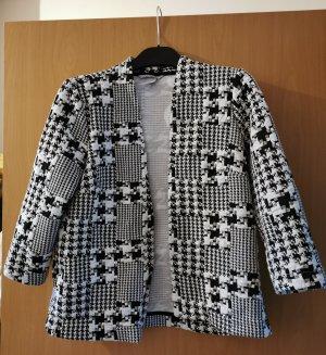 HM Bluzon biały-czarny