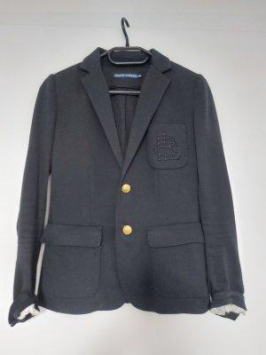Ralph Lauren Jersey Blazer black