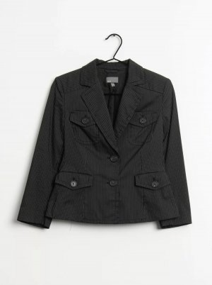 Mexx Klassischer Blazer black