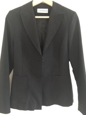 C&A Clockhouse Blazer en jersey noir polyester