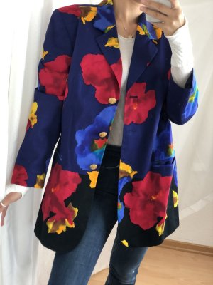 ae elegance Long Blazer multicolored