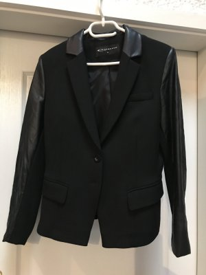 Expresso Long Blazer black