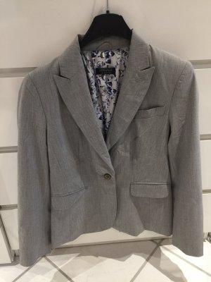 Apanage Blazer in jeans grigio chiaro