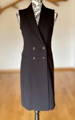H&M Long Blazer black