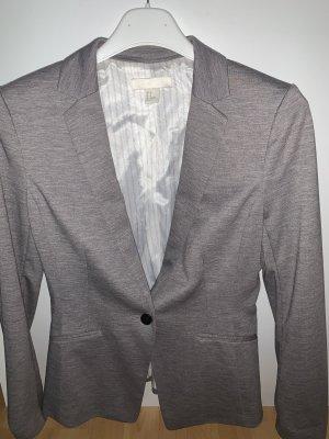 H&M Blazer sweat gris